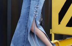 9 mốt quần jeans rộ lên nửa cuối năm 2019