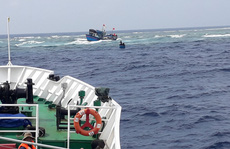 Khánh Hòa: Tàu cá va đá ngầm, 1 người chết, 1 mất tích