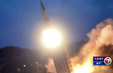 Triều Tiên lại phóng 2 tên lửa
