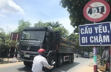 Xe quá tải vẫn hoành hành: Sở GTVT tỉnh Thừa Thiên – Huế khẳng định chỉ hoạt động lén lút