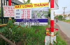 Đồng Nai bán thêm lô đất 'vàng' gần sân bay Long Thành thu hơn 3.000 tỉ đồng