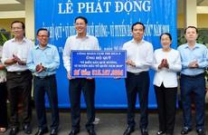Hơn 500 triệu đồng ủng hộ Quỹ 'Vì biển đảo quê hương'