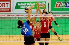 Giải Bóng chuyền quốc tế Truyền hình Vĩnh Long 2019: Đinh Thị Thúy trở lại ấn tượng