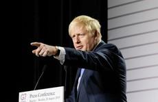 Nữ hoàng Anh chấp thuận đề nghị đình chỉ Quốc hội của thủ tướng Johnson