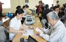 Lương hưu tháng 4 và 5 được trả vào ngày 16-4