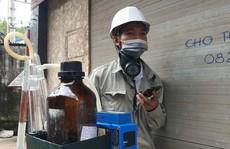 Công bố kết quả kiểm tra môi trường sau vụ cháy nhà máy Rạng Đông