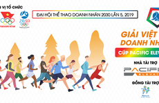 Đại hội thể thao doanh nhân Olympic 2030 lần 5/2019 với thông điệp bảo vệ môi trường