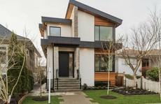 Nhà hẹp vẫn đẹp xiêu lòng với thiết kế tối giản, thông minh