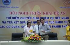 Không cần đến cơ quan, dân Đà Nẵng vẫn được hoàn thành thủ tục hành chính ngay tại nhà