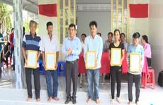 Báo Người Lao Động cùng trao 5 căn nhà đại đoàn kết tại Phong Điền