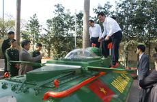 Doanh nhân 'hai lúa' và giấc mơ tàu ngầm Việt vươn khơi