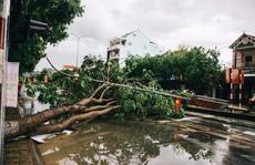 Nghệ An, Hà Tĩnh cảnh báo lốc xoáy, lũ quét và sạt lở đất sau bão số 4