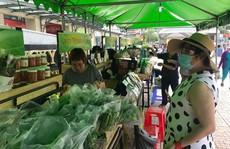TP HCM có thêm 2 chợ phiên nông sản an toàn