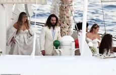 Siêu mẫu Heidi Klum bất ngờ cưới 'phi công trẻ'