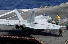 Tàu sân bay Mỹ vào biển Đông tuần tra