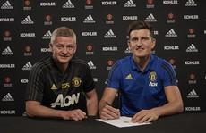 Maguire ký hợp đồng 80 triệu bảng, fan Man United báo 'bị cướp'