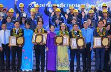 10 cá nhân đạt Giải thưởng Tôn Đức Thắng năm 2019