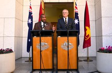 Úc bị Papua New Guinea ra đòn