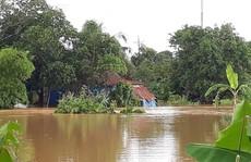 Lâm Đồng: Một Công an viên đi cứu hộ bị nước lũ cuốn trôi