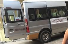 Vụ học sinh trường Gateway tử vong: Khám nghiệm, thu thập dấu vết trên xe đưa đón