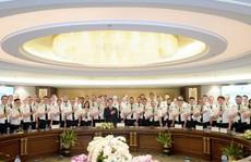 Những phi công quốc tế của Bamboo Airways lần đầu xuất hiện
