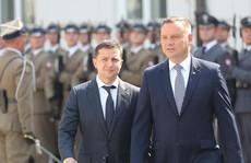 Ukraine và Ba Lan thống nhất tăng cường trừng phạt Nga