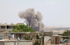 """Mỹ 'trút tên lửa' ở Syria, giết 40 """"thủ lĩnh khủng bố""""."""