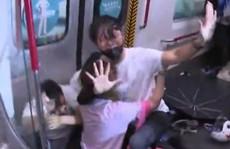 Cảnh sát Hồng Kông đuổi đánh, bắt giữ 40 người biểu tình