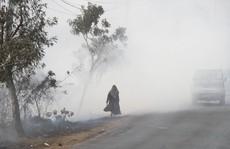 Nguy cơ Đông Nam Á ô nhiễm vì cháy rừng ở Indonesia