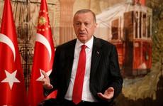 Thổ Nhĩ Kỳ đàm phán mua tên lửa Patriot của Mỹ