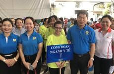 2.000 vận động viên tham gia Hội thao 'Phụ nữ khỏe đẹp, năng động'