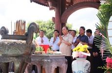 Tri ân các liệt sĩ bảo vệ Thành cổ Quảng Trị