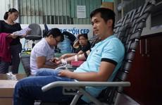 CNVC-LĐ quận Thủ Đức, TP HCM hiến máu cứu người