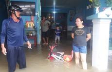 Phú Quốc lại sạt lở, ngập sâu sau cơn mưa lớn kéo dài