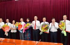TP HCM có thêm 5 Thành ủy viên