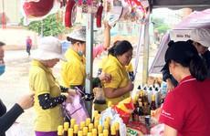 Bình Dương: Bán hàng giá ưu đãi cho đoàn viên