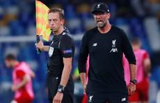 ĐKVĐ Liverpool thua Napoli, HLV Klopp trách tội VAR