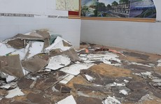 Cận cảnh hoang tàn ở các văn phòng, 'dự án' khi 'ông chủ' Alibaba xộ khám