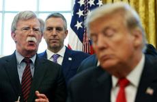 Bị sa thải, ông Bolton trút lời 'cay đắng' lên Tổng thống Trump