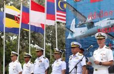 Mỹ - ASEAN tập trận hàng hải chung lần đầu tiên