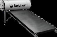 Máy nước nóng năng lượng mặt trời đầu tiên được sản xuất tại Việt Nam