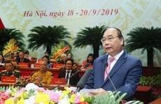 Thủ tướng Nguyễn Xuân Phúc mong Mặt trận phản biện sắc sảo, chân tình