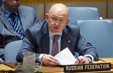 Đề xuất về Syria của Nga và Trung Quốc 'cô đơn' tại Hội đồng Bảo an