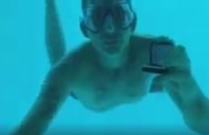 Chết đuối sau màn cầu hôn dưới nước