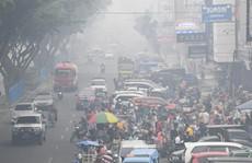 Indonesia: Chất lượng không khí của 'thủ đô khói mù' xuống thấp kỷ lục