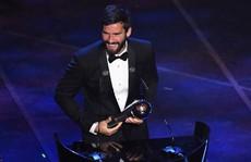 Alisson Becker - 'Messi' của những thủ môn