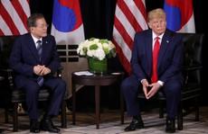 Tổng thống Trump: 'Tôi sẽ được Giải Nobel Hòa bình nếu có công bằng'
