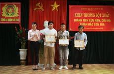 Truy tặng Huy hiệu 'Tuổi trẻ dũng cảm' cho công dân tử vong khi cứu 4 du khách