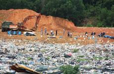 Sau hơn 1 tháng, người dân Quảng Nam mới dừng 'phong tỏa' bãi rác