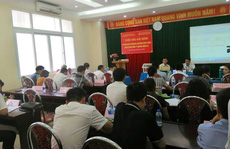 Trúng thầu 1.215 tỉ đồng, mặt bằng 'đất vàng' ở Thanh Hóa làm lợi cho ngân sách thêm 548 tỉ đồng